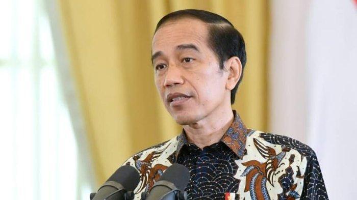 Presiden Jokowi Umumkan PPKM Level 4 Diperpanjang hingga 2 Agustus 2021, Berikut Ketentuannya