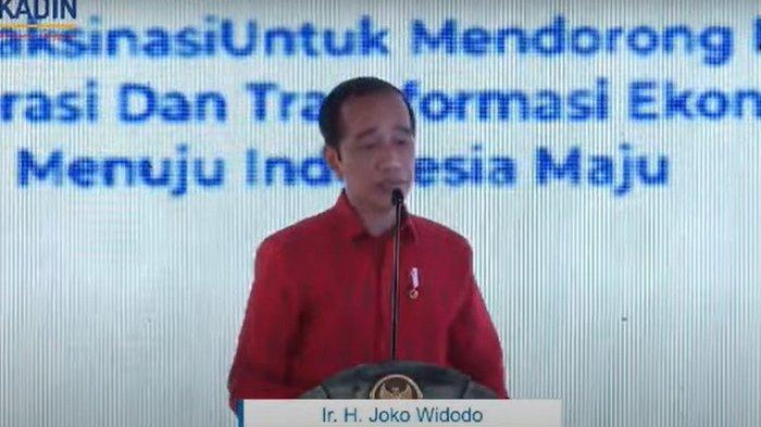 Kasus Covid-19 Melonjak, Presiden Jokowi Sebut Gegara Libur Lebaran dan Varian Baru Virus Corona