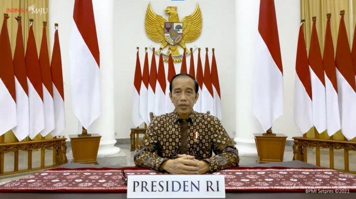 RESMI PPKM Darurat Diperpanjang hingga 25 Juli 2021, Lengkap Penjelasan Presiden Jokowi