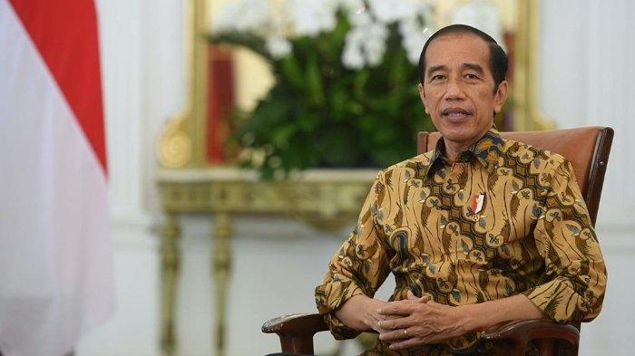 Perayaan Idul Adha 1442 H, Presiden Jokowi Ikuti Takbir Akbar Virtual