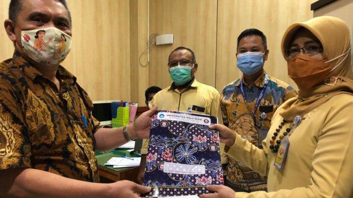 Profil Prof Buyung Sarita SE MS PhD, Bakal Calon Rektor Universitas Halu Oleo di Pilrek UHO 2021