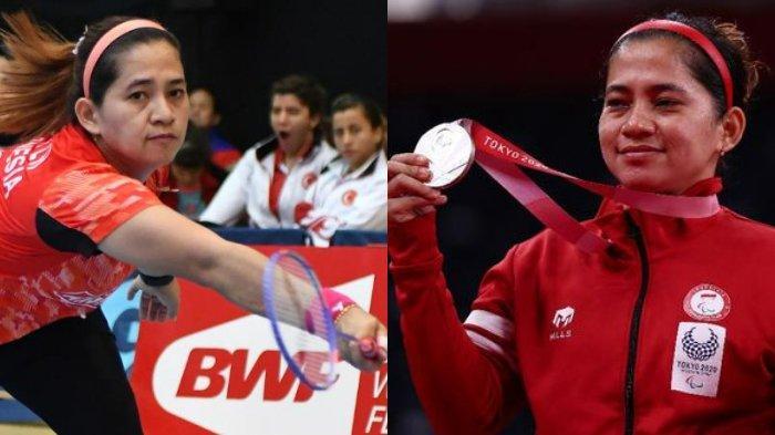 Profil Leani Ratri Oktila, Ratu Para Badminton Raih 2 Medali Emas 1 Perak di Paralimpiade Tokyo 2020