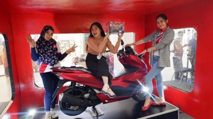 Promo Diskon DP Hingga Rp2 Jutaan, All New Honda PCX Dengan 3 Tipe Terbaru