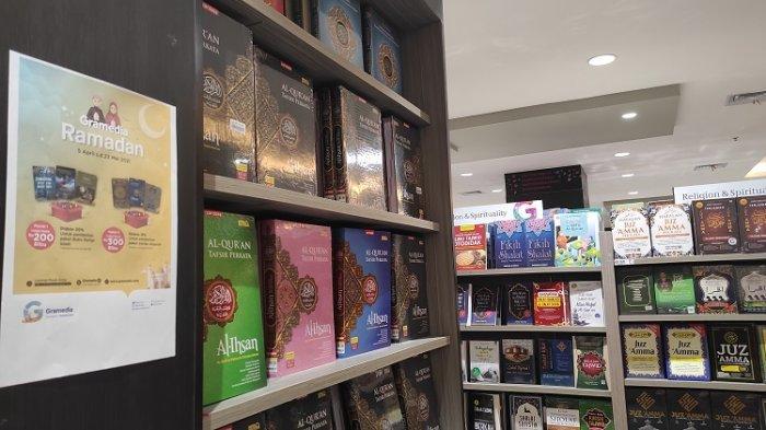 Gramedia Kendari Hadirkan Diskon Spesial Parcel Ramadhan Untuk Pembelian Buku dan Alquran