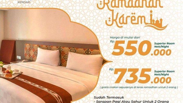 Promo Paket Kamar Hotel Claro Kendari di Bulan Ramadhan 2021