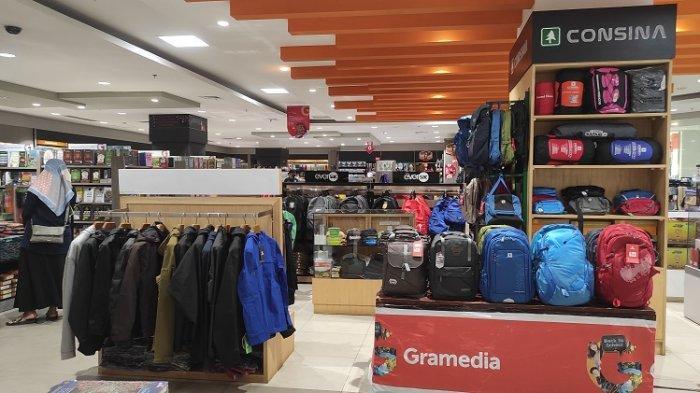 Gramedia Kendari Tawarkan Diskon 30% Untuk Pembelian Tas