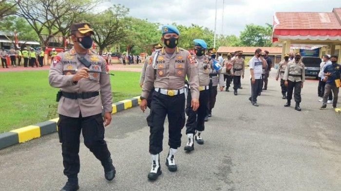 Gelar Operasi Gaktiblin di Polres Konawe, Divisi Propam Polri Imbau Personel Bijak Bermedsos