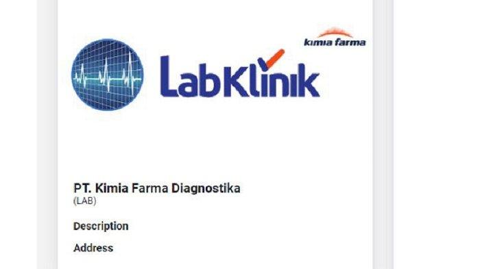 Lowongan Kerja PT Kimia Farma Diagnostika, Seleksi Online, Untuk Lulusan D3 & S1