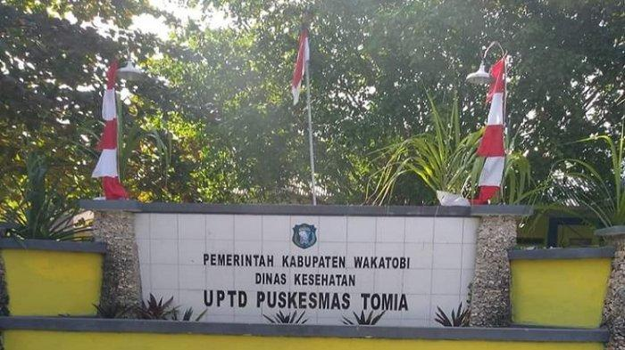 Puskesmas Tomia Wakatobi Kekurangan Stok Obat untuk Pasien Covid-19
