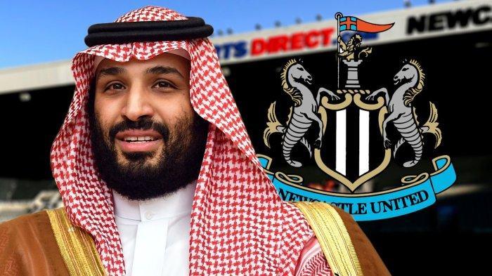 Mohammed bin Salman Beli Newcastle United Rp 5 Triliun, 19 Klub Liga Inggris Ketakutan, Ini Sebabnya