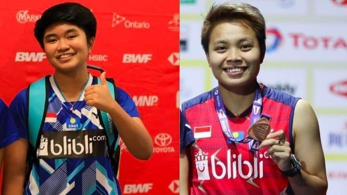 HASIL Uber Cup 2021: Duet Baru Apriyani/Putri Kunci Kemenangan, Indonesia vs Prancis 3-0