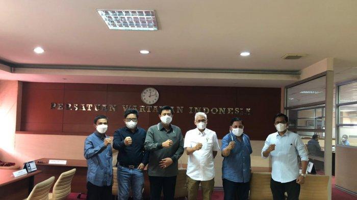 Sultra Bisa Jadi Tuan Rumah HPN 2022, Namun Harus Ada SK Baru PWI Pusat