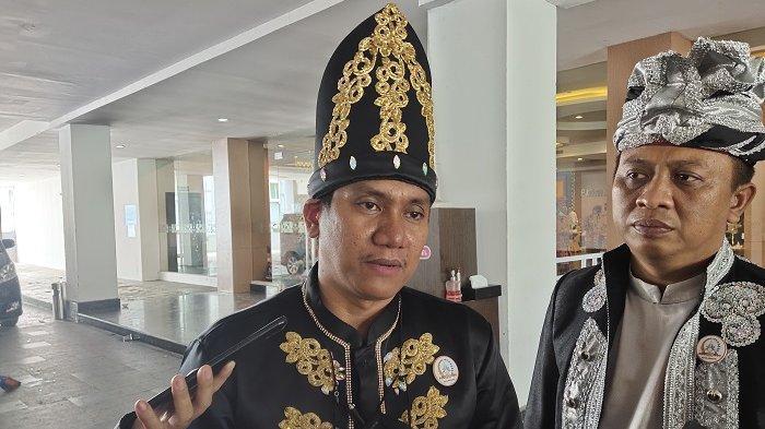 Jadi Ketua Dewan Kebudayaan Kendari, Rahman Rahim Ingin Lulo Dikenal Dunia Internasional