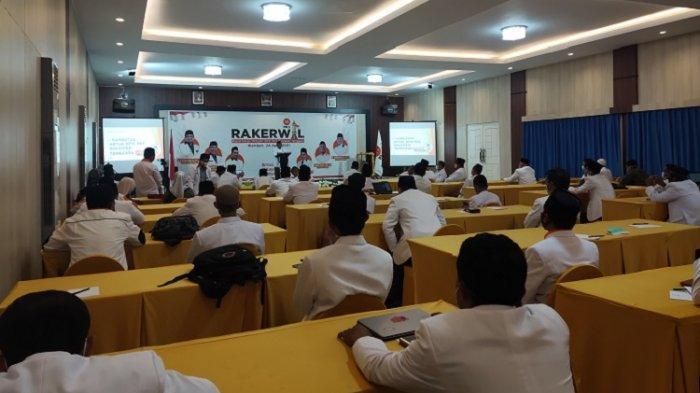 Rakerwil PKS Sultra 2021, Yaudu Salam Ajo Sebut Bahas Program Unggulan Pemilu 2024