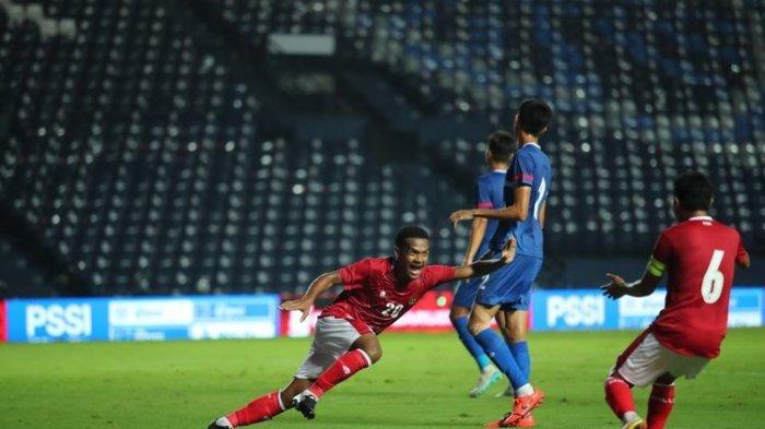 LIVE Indonesia vs Taiwan Leg 2 Kualifikasi Piala Asia 2023, Gol Heng Pin Hsu Momok Evan Dimas cs
