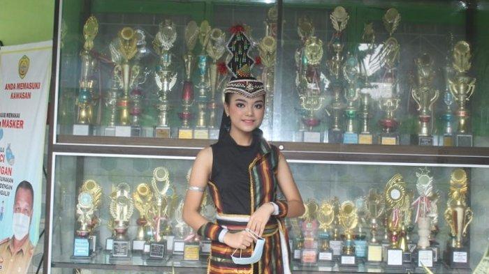 Mengenal Ranan Halwah Linazharin Gani, Siswa Kelas 6 SD di Baubau Duta Pariwisata Buton