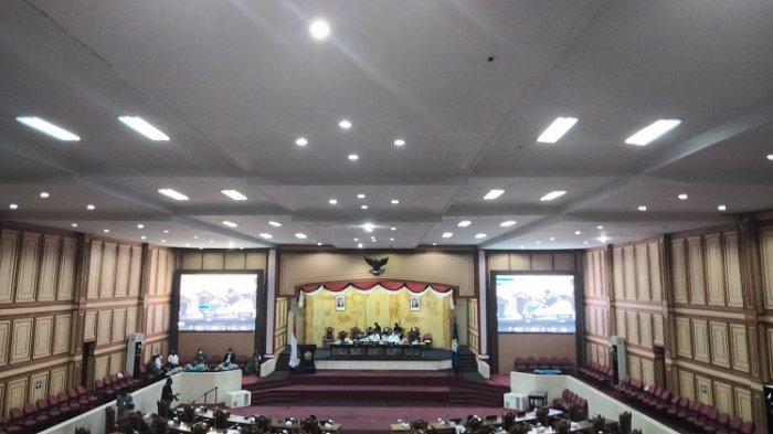 Rekomendasi DPRD Sultra Atas Kinerja Pemerintahan Gubernur Sulawesi Tenggara Ali Mazi Sepanjang 2020