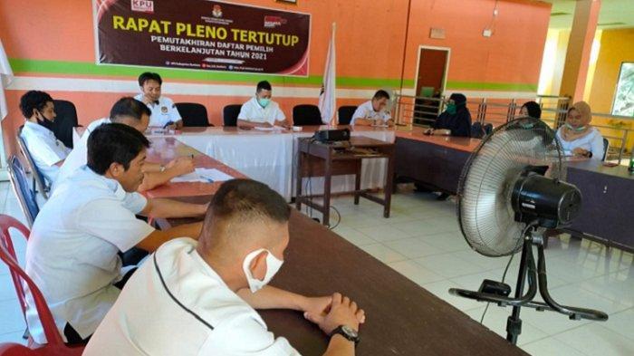 KPU Kabupaten Bombana Sebut Ada 118 Pemilih Baru yang Terdata Selama Agustus 2021
