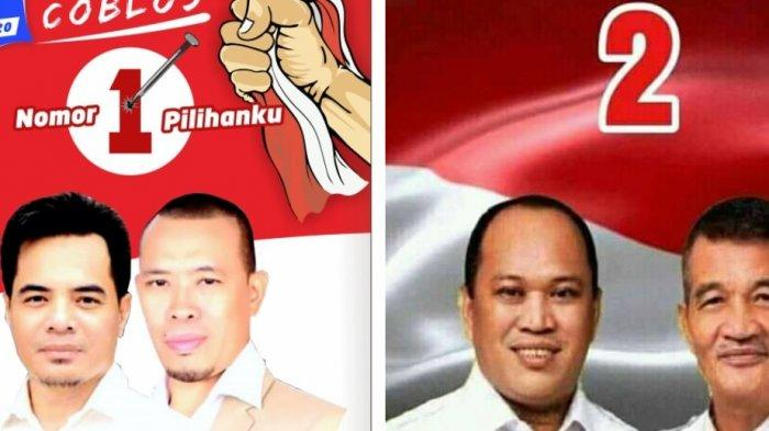 Berdasarkan real count KPU, Kamis 10 Desember 2020, pasangan calon nomor urut 1 Ruksamin dan Abu Haera sementara unggul hasil Pilkada Konawe Utara 2020.