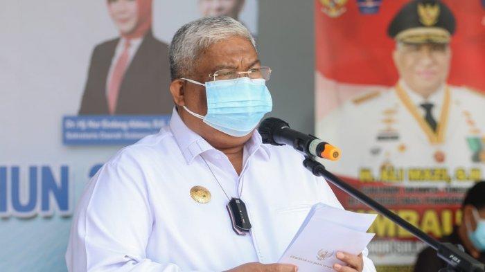 Pelantikan Ketua DPW NasDem Sultra Digelar 28 September, Ali Mazi Dilantik saat Musyawarah Wilayah