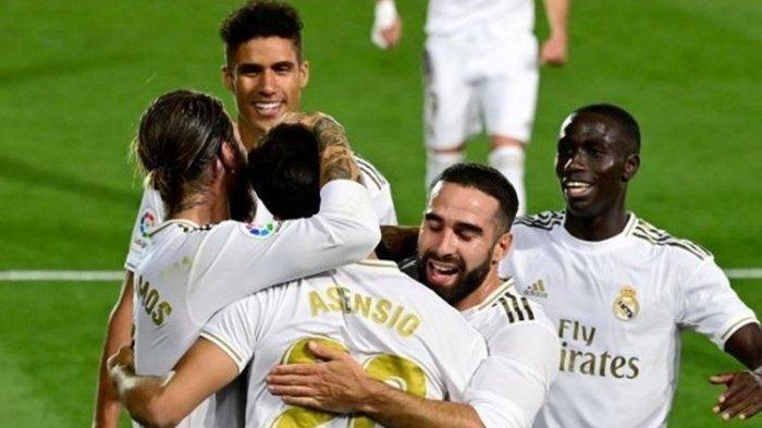 Real Madrid Kekurangan Pemain vs Atalanta; Turunkan Pemain Lapis Tiga, Benzema dan Ramos Absen