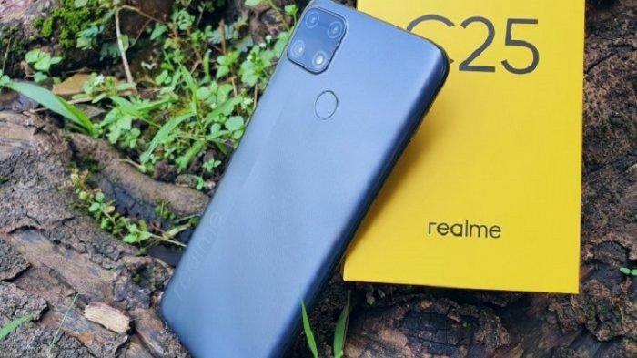 Spesifikasi dan Harga Realme C25 dan C21