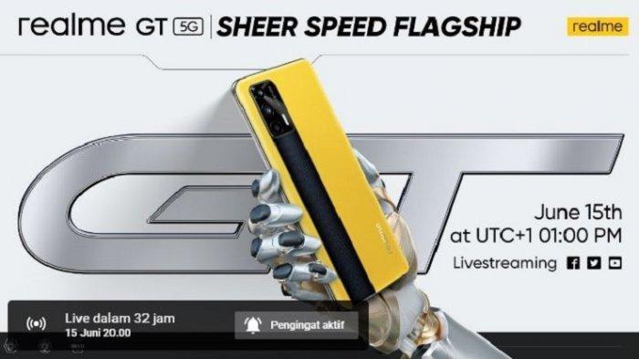 Dijuluki Flagship Killer 2021, Ini Spesifikasi & Harga Realme GT 5G, Rilis 15 Juni 2021