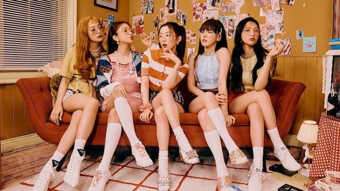 Lirik Lagu Queendom - Red Velvet, Single dari Mini Album Terbaru, Lengkap Terjemahan Indonesia