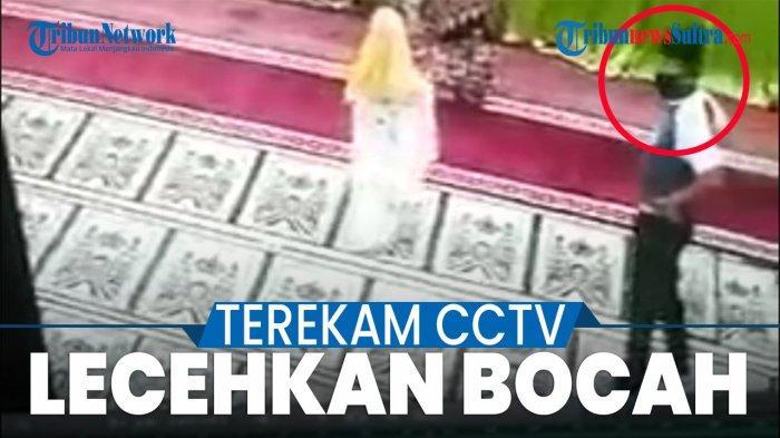 Bocah Perempuan Dilecehkan Saat Sujud Sholat Isya di Masjid, Disodok Pria Tak Dikenal dari Belakang