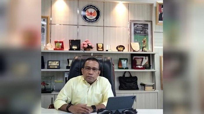 7 Fakta Prof Muhammad Zamrun, Calon Rektor, Dikti Sebut Terbukti Plagiat, Guru Besar Termuda UHO