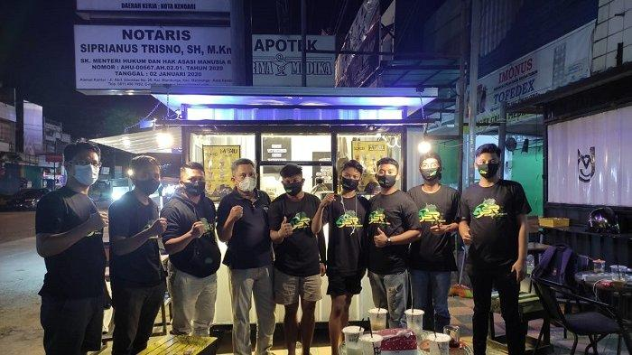 Relawan ASR Kota Kendari Sosialisasikan Mantan Pangdam Hasanuddin Jadi Calon Gubernur Sultra