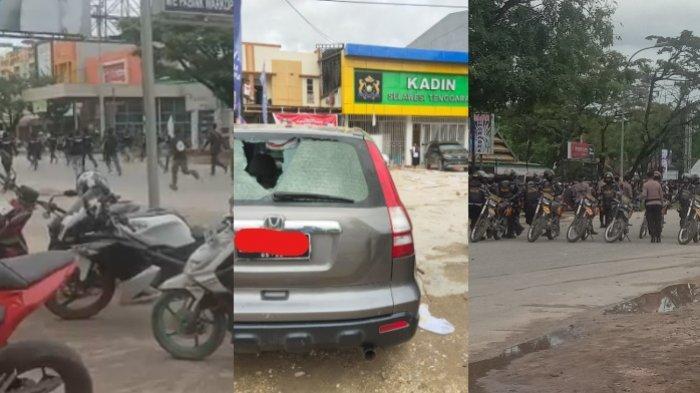 Ricuh Saat Presiden Jokowi Buka Munas Kadin 2021 di Kendari, Kata Polisi, Panitia Ungkap Pemicu