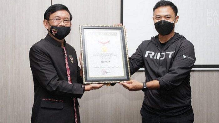 RIOT Indonesia Pecahkan Rekor MURI Lomba Lari 5K di Lokasi Wisata, Termasuk Sulawesi Tenggara