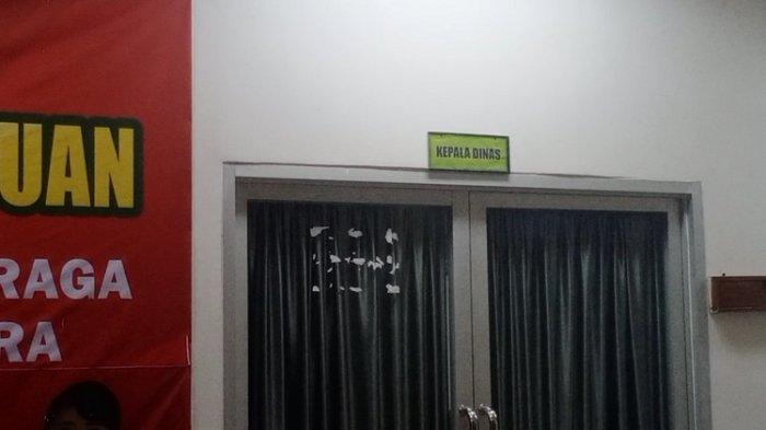Plt Kadispora Sulawesi Tenggara Bungkam Belum Kembalikan Rp363 Juta, Tak Berkantor, Ternyata Sakit