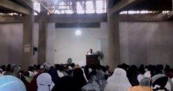 Warga Tetap Patuhi Protokol Kesehatan saat Salat Idul Adha 2021 di Masjid Al Muhsinin Ranomeeto