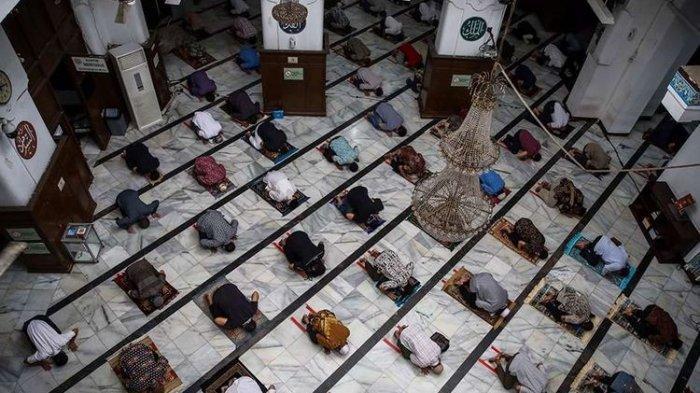 Kemenag Sultra Terima Panduan Ibadah Ramadan, Tak Ada Larangan ke Mesjid