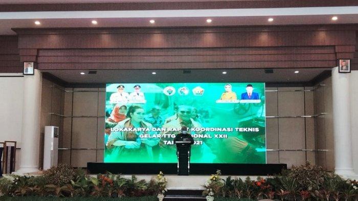 Gelar Peringatan Teknologi Tepat Guna Nasional 2021, Pemprov Sultra Upaya Dorong Kesejahteraan Desa