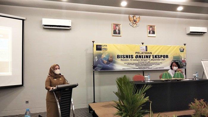 Disperindag Sulawesi Tenggara & PPEI Pelatihan Bisnis Online, Maksimalkan Produk Ekspor Daerah