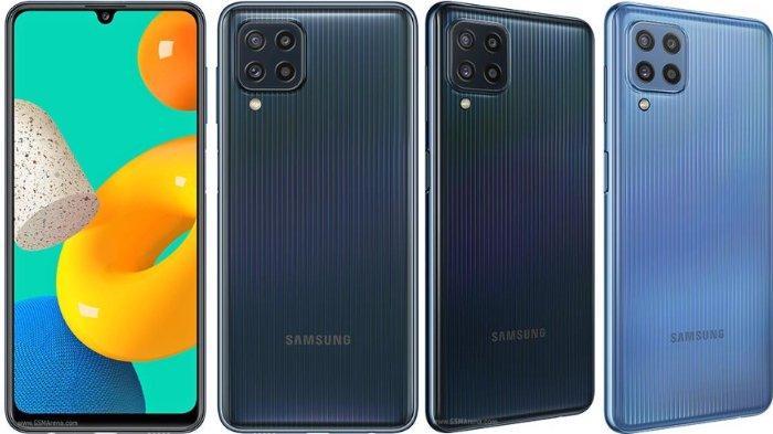 Spesifikasi HP Samsung Galaxy M32: Dilengkapi Kamera 64MP dan Baterai 5000mAh