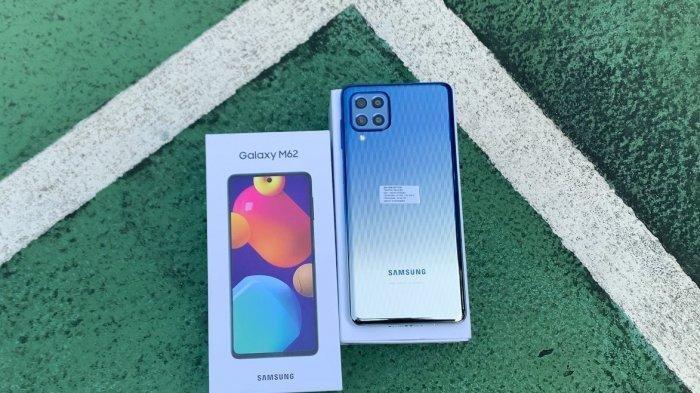 Update Daftar Harga HP Samsung per Juni 2021: Ada Galaxy A72 hingga Galaxy M62