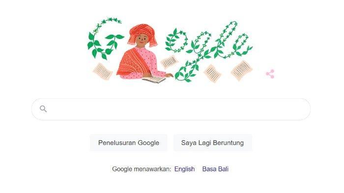 Sosok Sariamin Ismail, Novelis Perempuan Pertama di Indonesia yang Jadi Google Doodle Hari Ini
