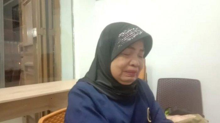 SEDIH, Sarifa Ibu Asal Baubau Tuntut Keadilan di Polda Sultra, Anaknya Tewas Saat Ditangkap Polisi