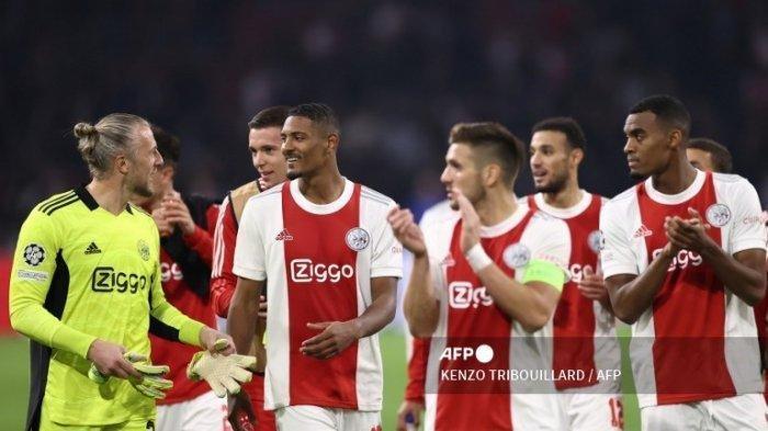 Top Skor Liga Champions Pekan Kedua, Pemain Ajax Berkuasa Disusul Salah Messi Cetak Gol Perdana