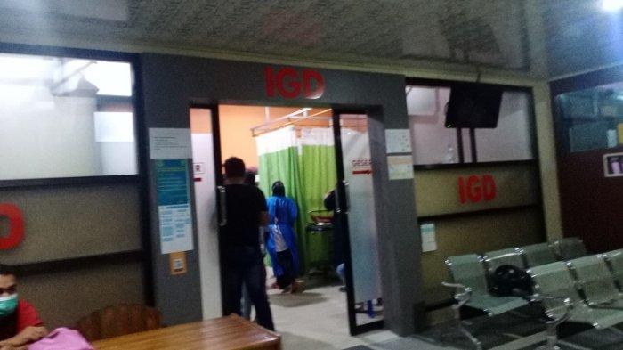 BREAKING NEWS: Seorang Personel Polda Sultra Masuk Rumah Sakit Usai Duel Sesama Polisi