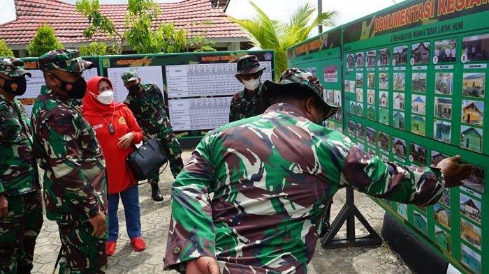 Kampung Warna Warni Jadi Wisata Baru Kendari di Penutupan TNI Manunggal Masuk Desa Ke-112