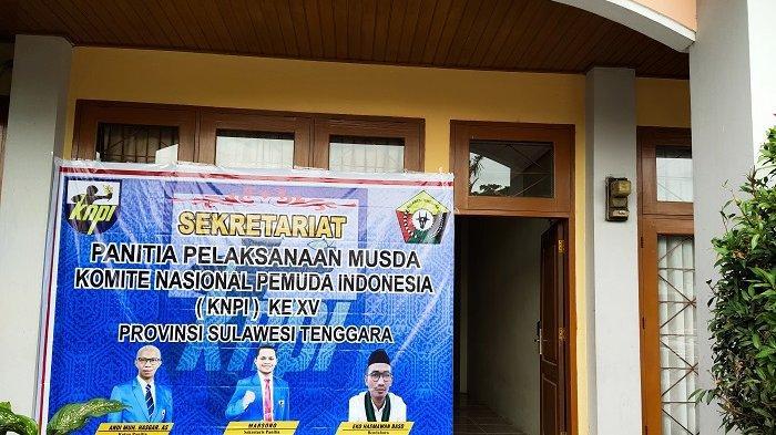 Kubu DPP HarisPertamaTolak Musda KNPI Sulawesi Tenggara, Minta Gubernur Sultra Ali Mazi Tak Hadir