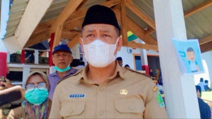 Ferdinand Sapan Sebut Angka Kasus Covid-19 di Kabupaten Konawe Sudah Turun, Genjot Vaksinasi Warga