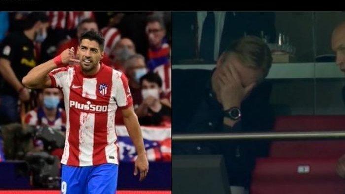 Barcelona Dikalahkan Atletico Madrid, Ronald Koeman Dipecat Joan Laporta, Usai El Clasico?