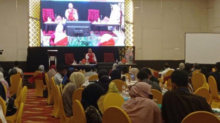 UHO Kendari Kerjasama PT Tiran Group Gelar Seminar Nasional, Ciptakan Mahasiswa Terampil & Kompeten