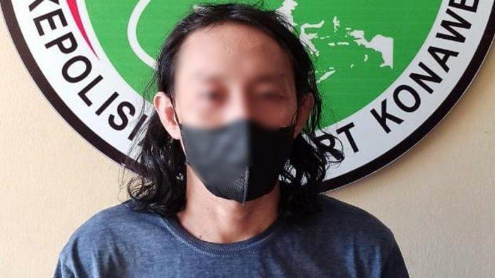 Simpan Sabu Dalam Bantal, Pria Asal Konawe Dibekuk Polisi, 5,24 Gram Narkoba Ditemukan